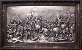 Картина Битва в Париже (36х56)